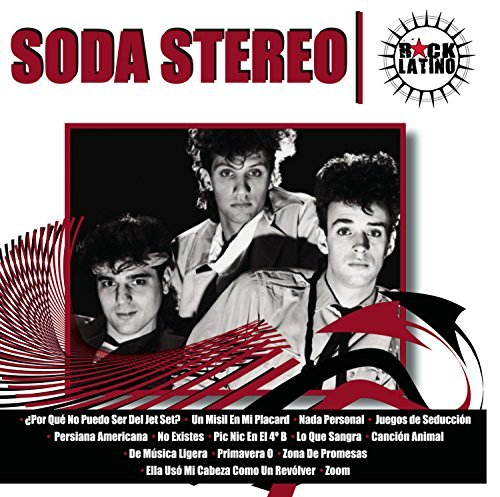 Soda Stereo Rock Latino