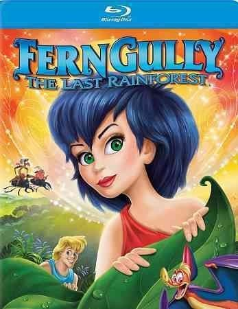 Ferngully The Last Rainforest Ferngully The Last Rainforest Blu Ray Ws G