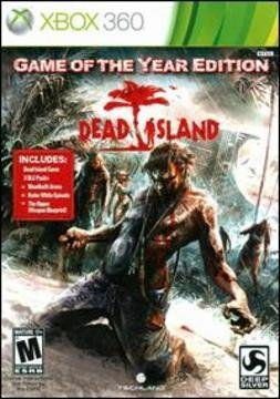 Xbox 360 Dead Island Game Of The Year Square Enix Llc M