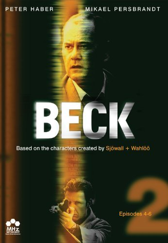 Set 2 Episodes 4 6 Beck Aws Swe Lng Nr 3 DVD