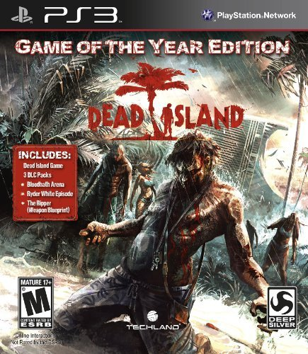 Ps3 Dead Island Game Of The Year Square Enix Llc M
