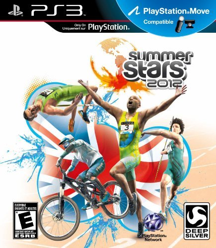 Ps3 Summer Stars 2012 Maximum Games E