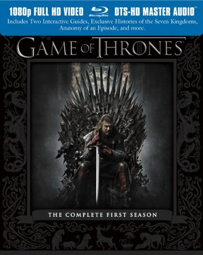 Game Of Thrones Season 1 Blu Ray