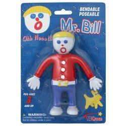 Toy Mr.Bill