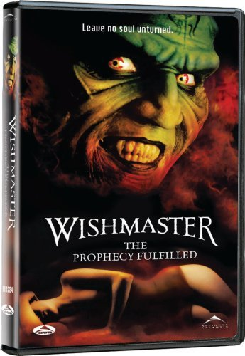 Wishmaster 4 Prophecy Fulfille Novak Trucco Thompson Webster