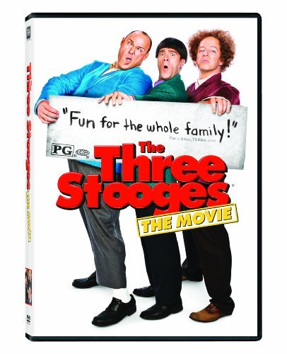 Three Stooges (2012) Hayes Diamantopoulos Sasso DVD Pg Ws