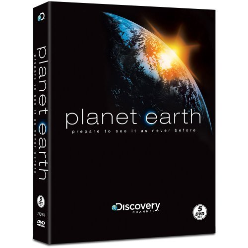 Planet Earth Planet Earth 5 DVD Collector's Edition