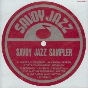 Savoy Jazz Sampler Savoy Jazz Sampler