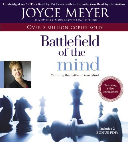 Joyce Meyer The Battlefield Of The Mind Winning The Battle In Your Mind