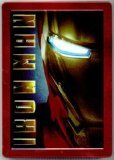 Iron Man (2008) Bridges Downey Howard Ws Steelbook Packaging
