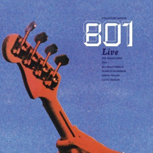 801 Live 180gm Vinyl Remastered 2 Lp