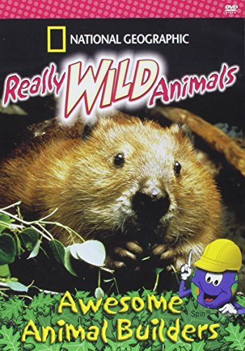 Really Wild Animals Awesome Animal Builders National Geographic