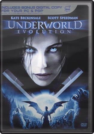 Underworld Evolution Beckinsale Speedman Nighy Ws