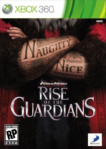 Xbox 360 Rise Of The Guardians D3 Publisher Of America E10+