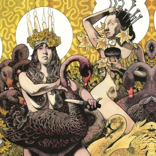 Baroness Yellow & Green 2 CD