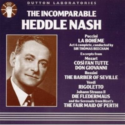 Heddle Nash Incomparable Heddle Nash