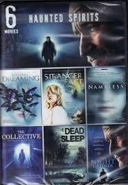 Haunted Spirits 6 Movies