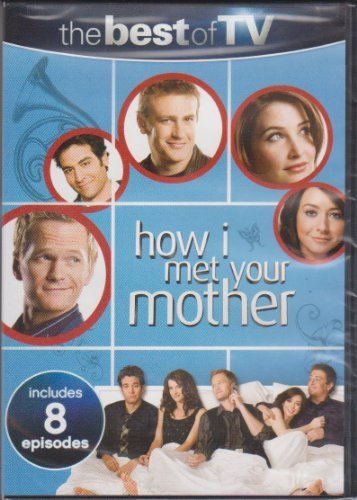 How I Met Your Mother Best Of DVD 0754 Fox
