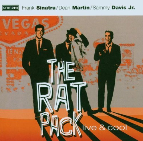 Rat Pack Live & Cool Import Eu 2 CD