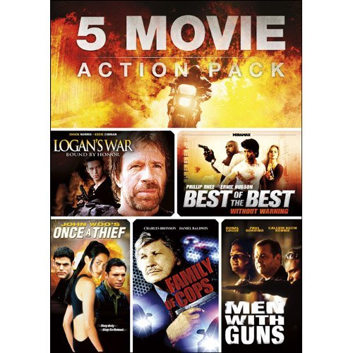 5 Movie Action Pack Vol. 2 Nr