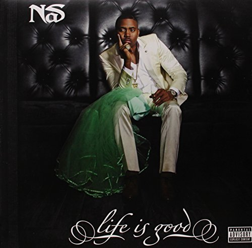 Nas Life Is Good Explicit Version 2 Lp