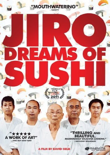 Jiro Dreams Of Sushi Jiro Dreams Of Sushi Ws Pg