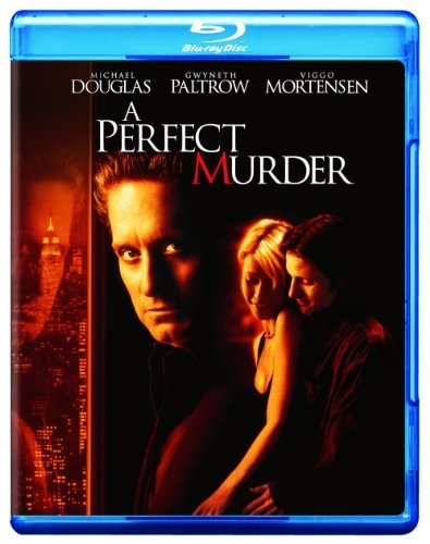 Perfect Murder Douglas Paltrow Mortensen Such Blu Ray Ws R