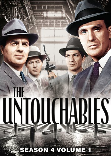 Untouchables Untouchables Vol. 1 Season 4 Nr 4 DVD