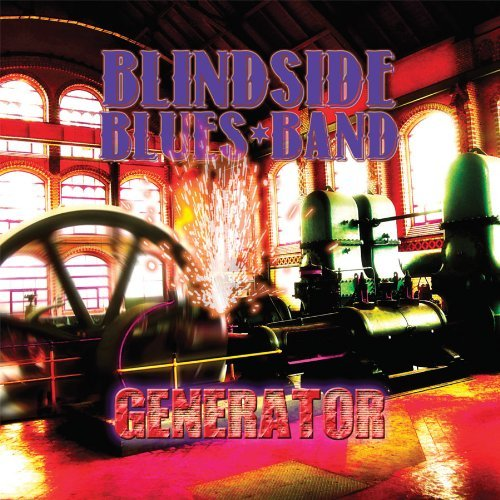 Blindside Blues Band Generator