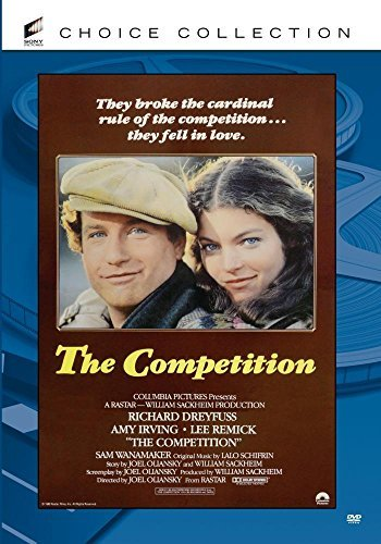 Competition Dreyfuss Irving Remick DVD Mod This Item Is Made On Demand Could Take 2 3 Weeks For Delivery