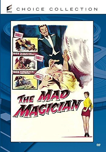 Mad Magician Emery Gabor Murphy DVD Mod This Item Is Made On Demand Could Take 2 3 Weeks For Delivery