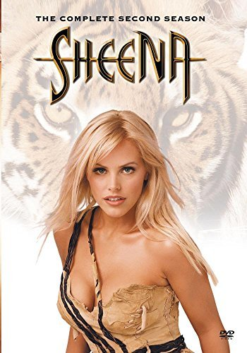 Sheena Season 2 DVD Mod This Item Is Made On Demand Could Take 2 3 Weeks For Delivery