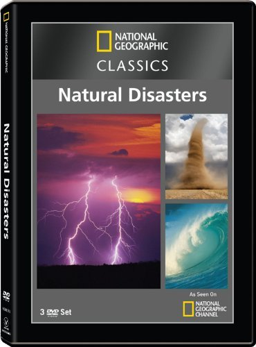 Natural Disasters National Geographic Classics Nr