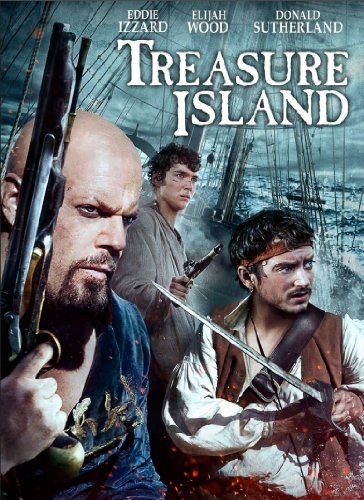 Treasure Island Izzard Wood Sutherland Ws Nr