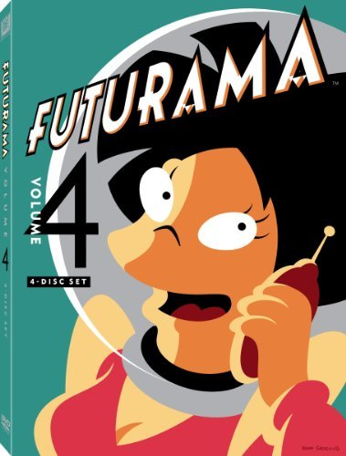 Futurama Futurama Vol. 4 Volume 4