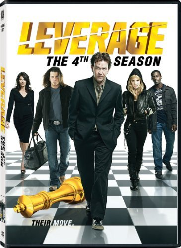 Leverage Season 4 DVD Nr 4 DVD