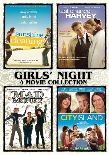 Girl's Night 4 Movie Collectio Girl's Night 4 Movie Collectio Ws R 4 DVD
