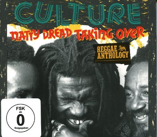 Culture Natty Dread Taking Over Reggae 2 CD Incl. DVD