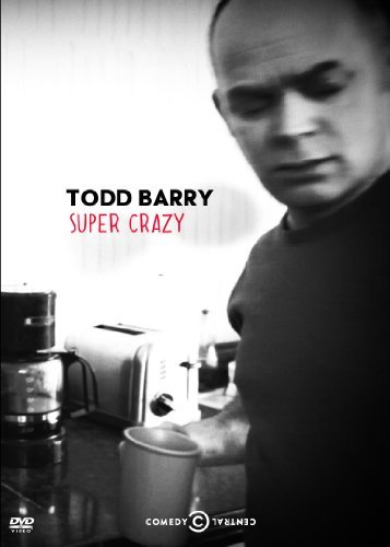 Todd Barry Todd Barry Super Crazy Nr