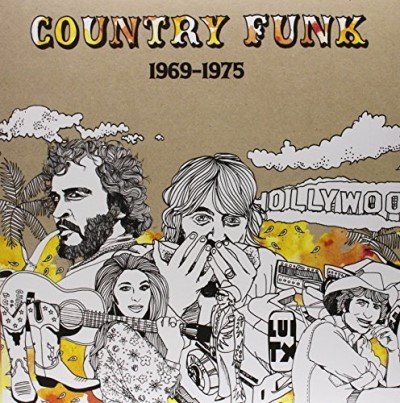 Country Funk Volume 1 1969 75 2 Lp