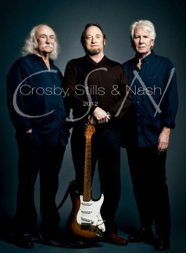 Crosby Stills & Nash Crosby Stills & Nash 2012 Blu Ray Ws