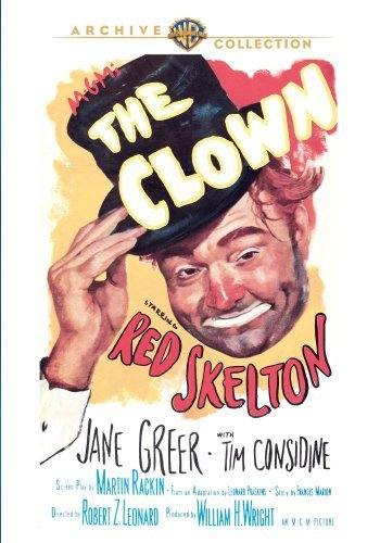 Clown (1952) Skelton Greer Considine DVD R Nr