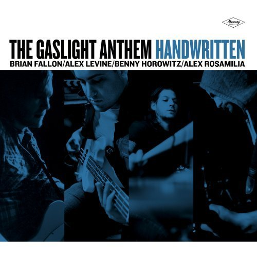 Gaslight Anthem Handwritten Deluxe Edition Deluxe Ed.