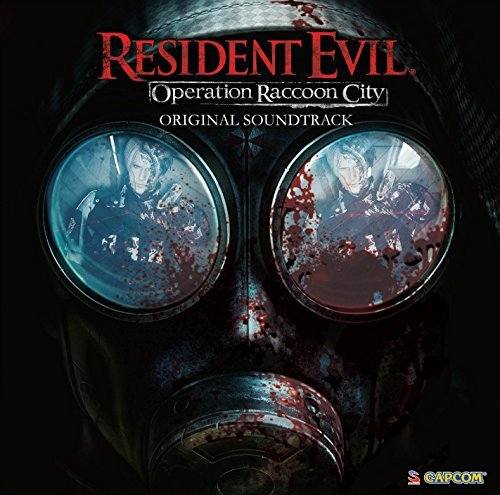 Resident Evil Operation Racco Video Game Soundtrack 2 CD