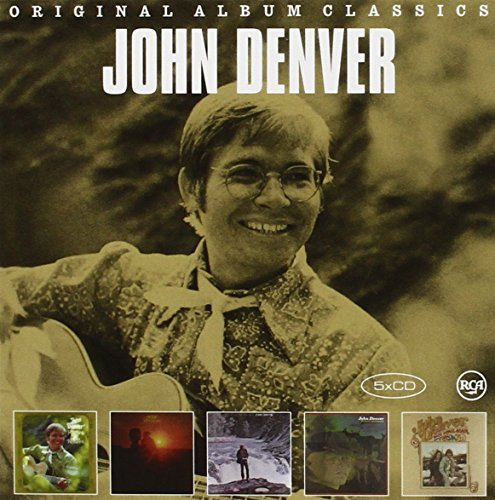 John Denver Original Album Classics Import Eu 5 CD