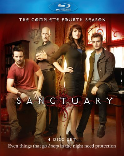 Sanctuary Season 4 Blu Ray Tvpg 4 Br