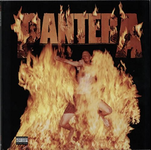 Pantera Reinventing The Steel 180gm Vinyl