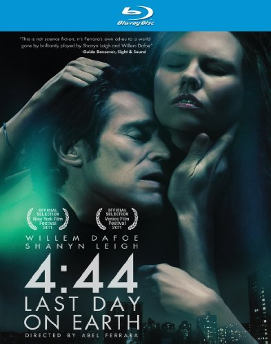 4 44 Last Days On Earth Dafoe De La Huerta Lyonne Blu Ray Ws Nr