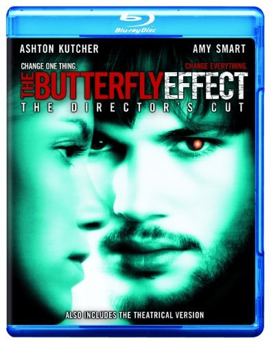 Butterfly Effect Smart Kutcher Stoltz Suplee Blu Ray Ws R