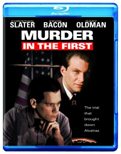 Murder In The First Slater Bacon Oldman Davidtz Ma Blu Ray Ws R
